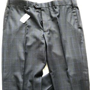 NWT! $675 Armani Black Label Dress Pants 40